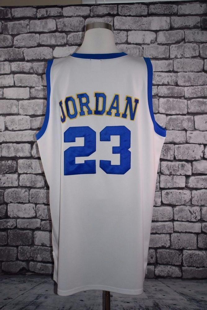 Michael Jordan Laney High school Jersey, High School Legend Limited Edition Sz56 #HighSchoolLegends #LaneyHighSchool