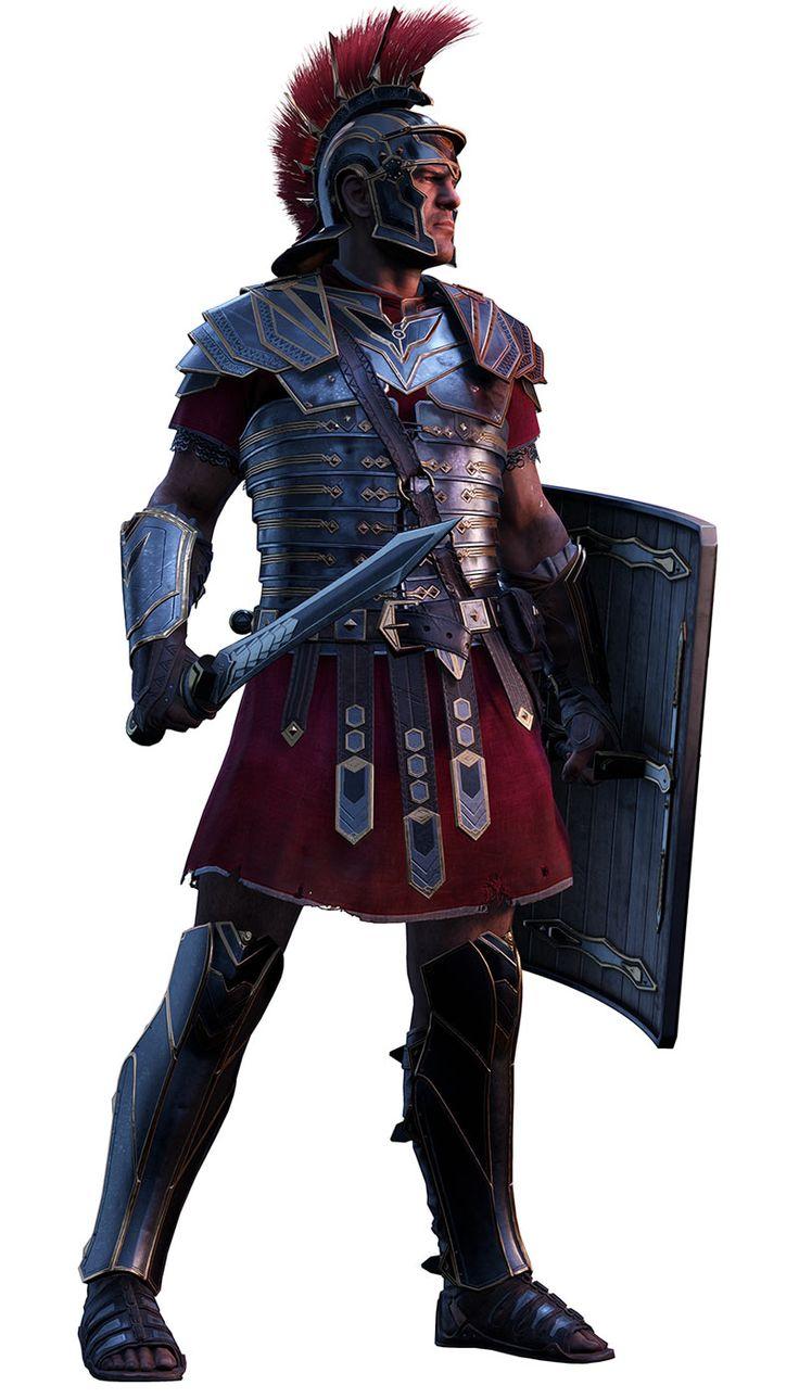 Marius Titus, Ryse: Son of Rome