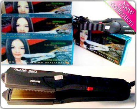 #CATOK GUANMING 75CF088C bbm 082344151501 www.tokoaksesorisku.com klik --> http://www.tokoaksesorisku.com/products/344/0/Kecantikan-Rambut-catok-hairdryer/?o=a