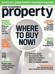 Proven Value-Adding Tactics for a Profit-Driving Renovation | September 2016 | Your Investment Property | Magazine | 3 Pea's Property Styling Press / Media