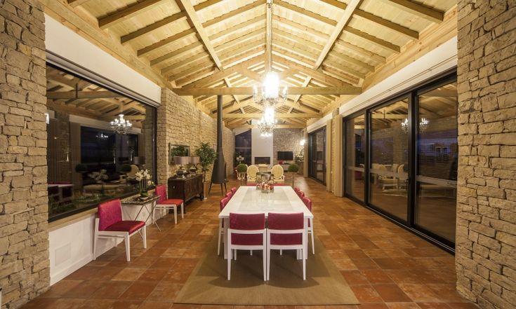 Roc2c work - house stone Casa da Serra