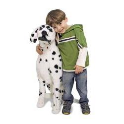 Melissa & Doug Plush Dalmatian Stuffed Animal  - $42 - better...(and softer)