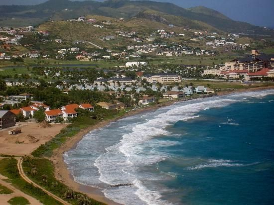 St. Kitts!  I think this is the hidden gem of the Caribbean.  Absolutely stunning and beautiful.  Wonderful, friendly people and great food.
