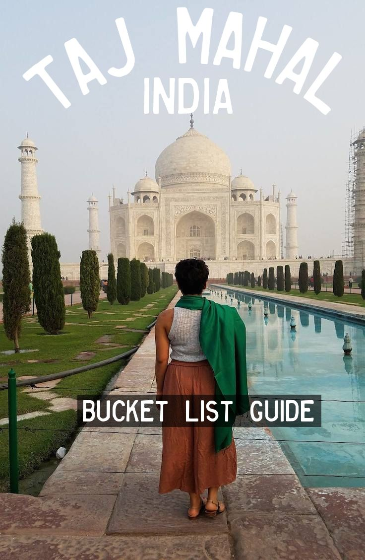 Taj Mahal is located in Agra, India