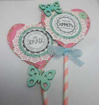 Lollipop Cards
