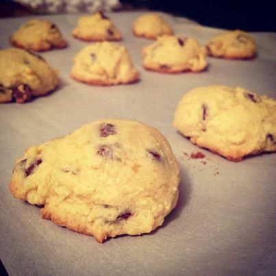 The PERFECT Gluten-FREE Chocolate Chip Cookie Recipe!