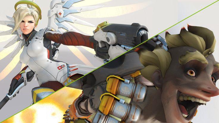 Nerfs For Mercy & Junkrat Coming To Overwatch's Public Test Realm - https://techraptor.net/content/overwatch-ptr-nerf-mercy-junkrat   Battle.Net, Blizzard, Blizzard Battle.net, First Person Shooter, FPS, Junkrat, mercy, Nerfs, Overwatch, Overwatch PTR, PC, PTR