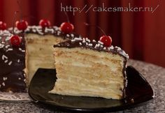 All about cakes: Рецепт торт Молочная девочка