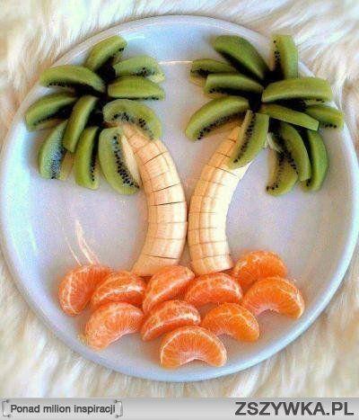 owocowa plaża