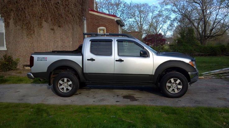 Nissan Frontier Diesel >> custom frontier truck | Custom two-tone paint question ...