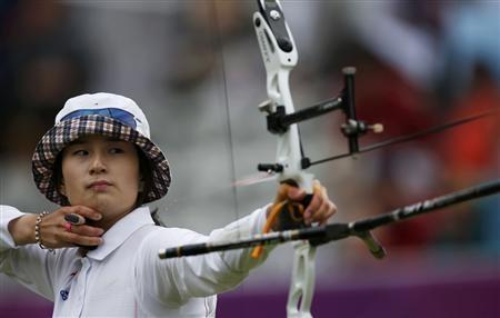 Ki Bo-bae - Archery - London 2012 - Womens Individual