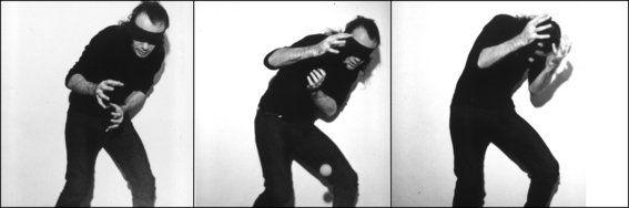 Vito Acconci performance artist