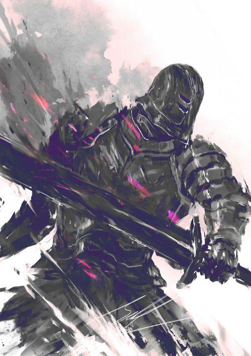 I like a dark souls character