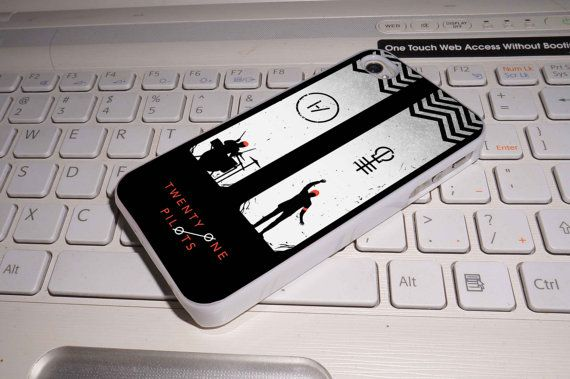 Twenty One Pilots Band phone case for iphone case and by pacaranz