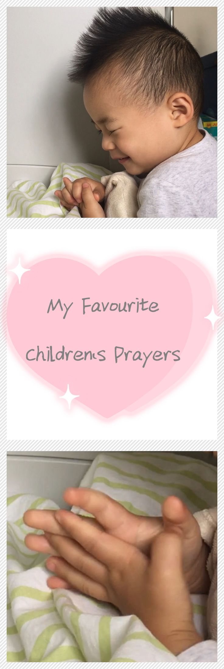 Tip's to get your child to Pray and download our Favourite Children's Prayers