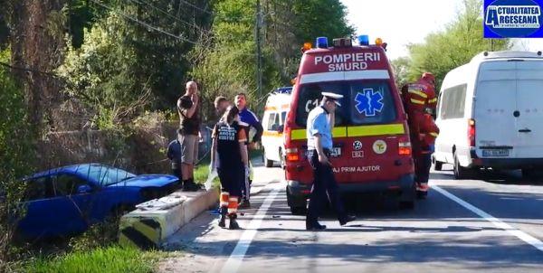 -VIDEO- Accident la Băiculești: declarațiile șoferului, martorilor și medicilor