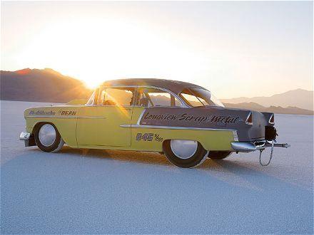 Vintage Salt Flat Racers | ... is Bonneville Salt