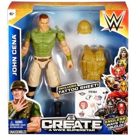 Wwe Create A Wwe Superstar John Cena Walmart Com Christmas Gift