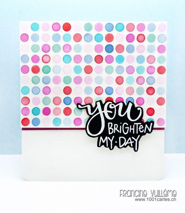 1001 cartes: Pinterest Inspired Challenge #2
