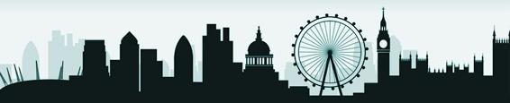 Bridging Finance in London skyline