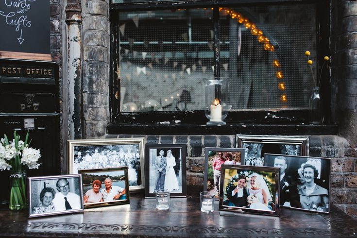 Industrial Wedding Venue London MC Motors - Delphine Manivet Wedding Dress Intimate London Wedding MC Motors With Bridesmaids In Needle