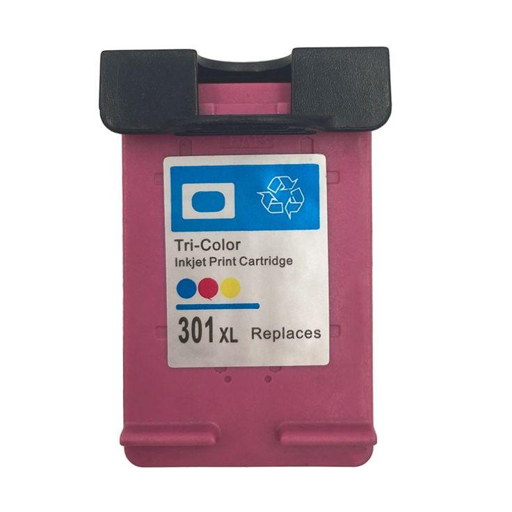 2017 cartucho de tinta para hp 301 para hp 301 xl deskjet 1050 2050 2050 s 3050 para Envy 4500 4502 4504 5530 5532 5539 sta