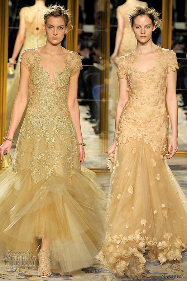 the <---- right dress....  [marchesa fall 2012 runway dresses]