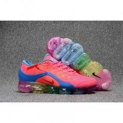 2019 的 Nike Air Max 2018.5 Women Shoes Pink Blue 主题  459273242