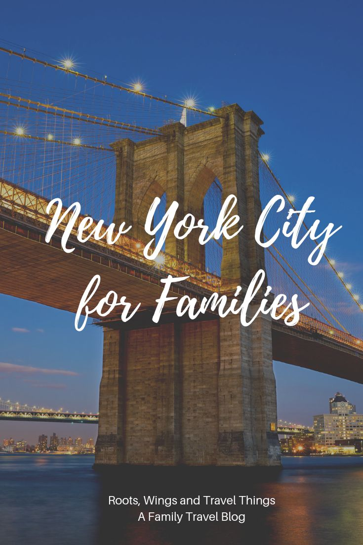 All Things New York City For Families And Children