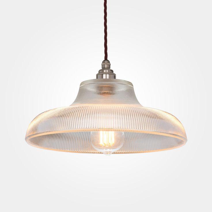 £75  Prismatic Vintage Pendant Light - Classic - Artifact Lighting
