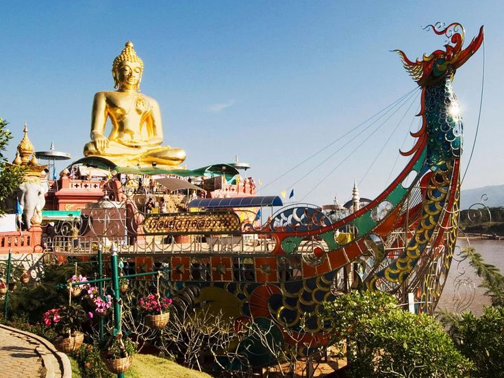 Traveller's Guide: The Golden Triangle   Asia   Travel   The Independent