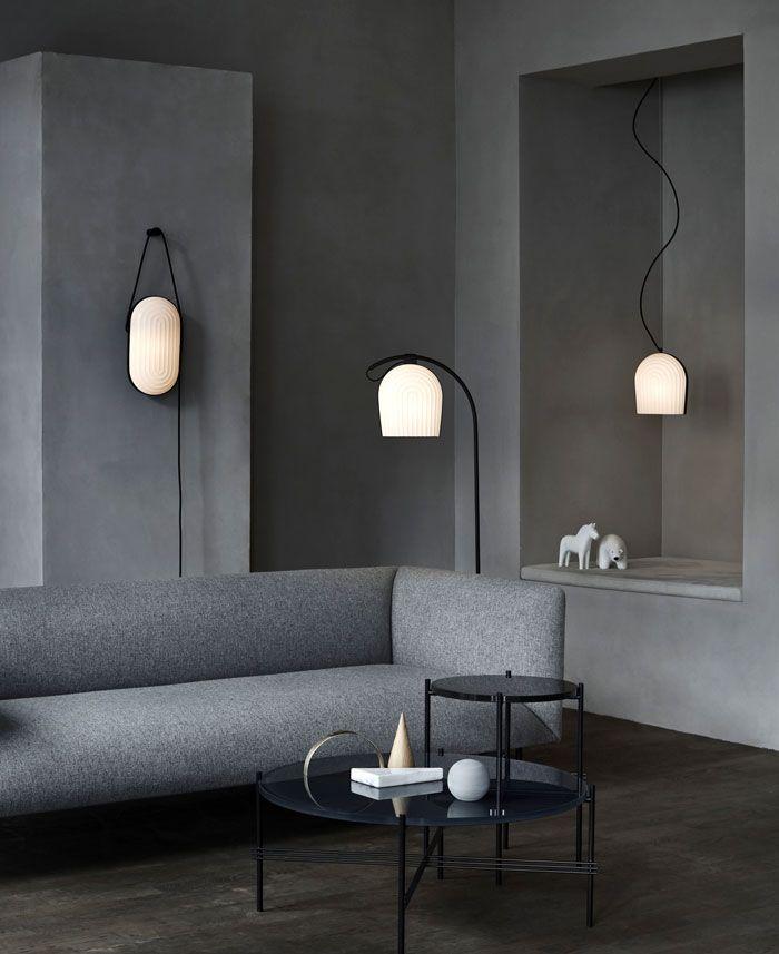 Elegant Urban Chic Lighting Collection