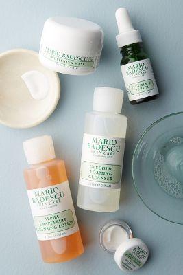 Mario Badescu Brightening Regimen Kit by in White Size: All, Bath & Body at Anthropologie