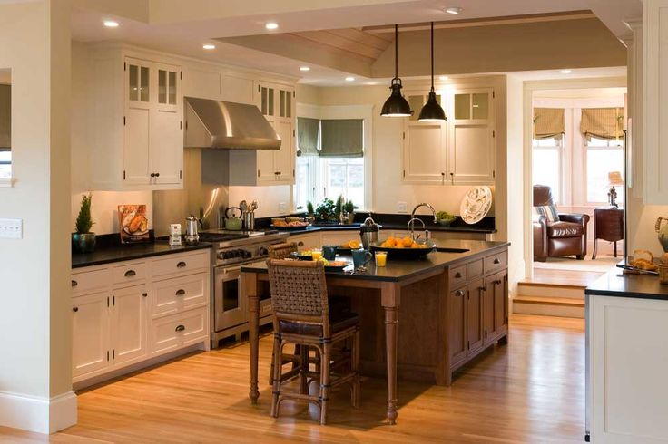 ... on Pinterest Custom kitchens, Countertops and Yankee barn homes