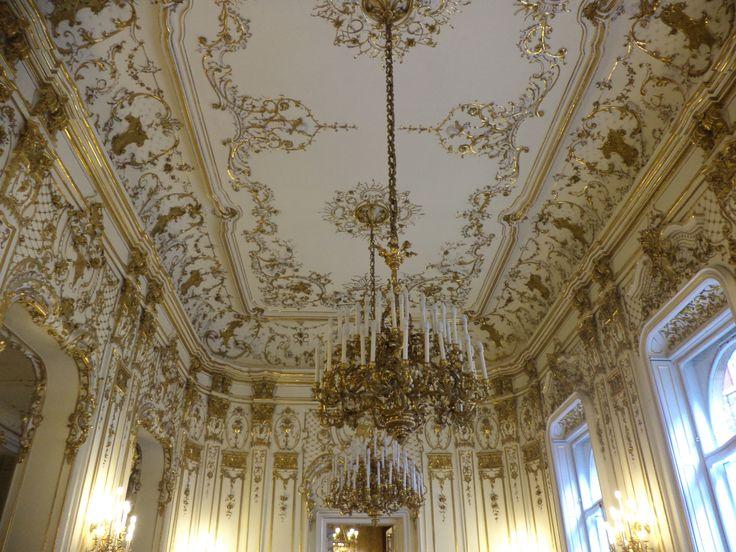 """Metropolitan Ervin Szabó Library"" in Budapest, Hungary (former Wenckheim-palace)"