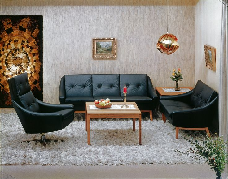 74 best Retro Living images on Pinterest Live, Recliners and Home - retro living room furniture