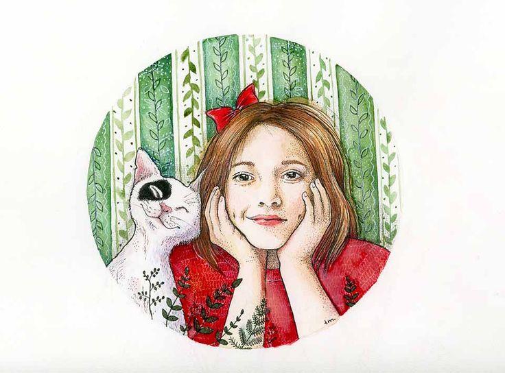 Hovorí sa, že kreslenie je ako vytvoriť líniu okolo samotnej myšlienky. Mladá slovenská ilustrátorka – TINA MINOROVÁ (umeleckým menom Tina Minor) – dáva svojim myšlienkam podobu úchvatných obrazov, ktoré dokonale zachytia každučkú emóciu. Ako nám osebe prezradila: je mysľou copywriterka,… Continue Reading →
