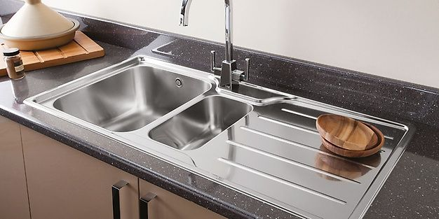 Kitchen Sinks – Helpful Information to Choose the Most Fitting Sink for your Kitchen