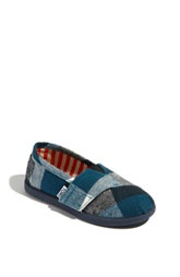 Baby boy TOMS - can't wait til Ben fits in these.  Obsessed