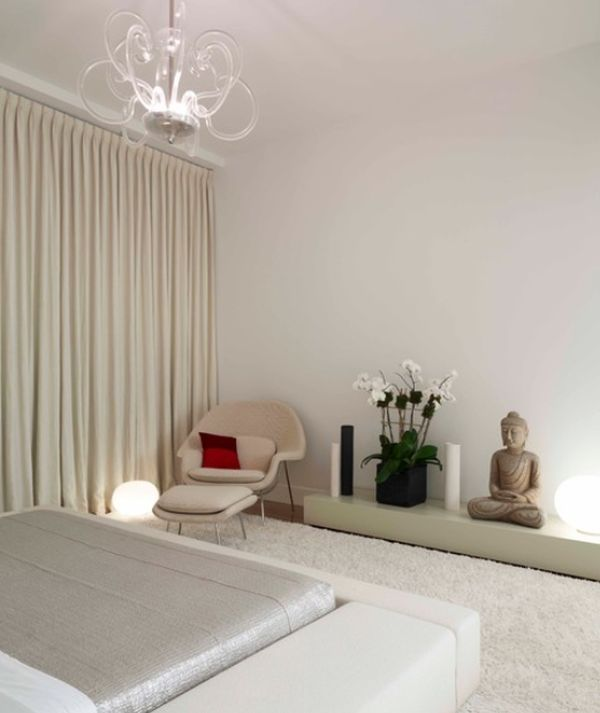 Decorate with Buddha statues and representations. Zen BedroomsBedroom ...