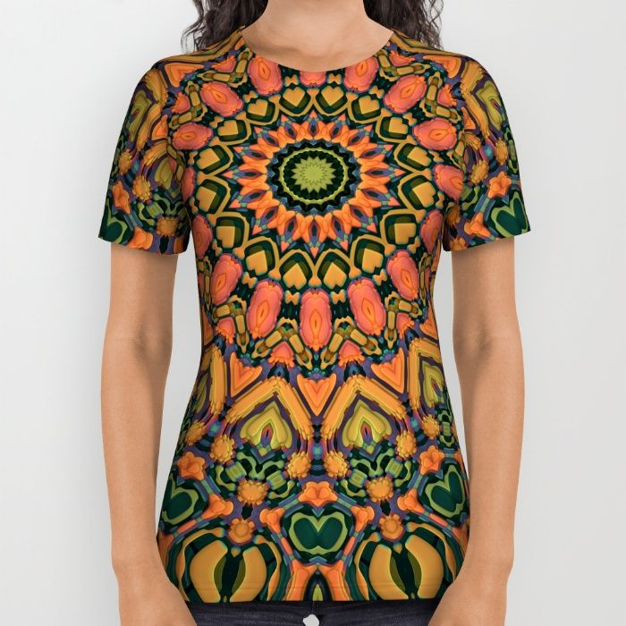 Buy South of the Border All Over Print Shirt by Lyle Hatch. Worldwide shipping available at Society6.com. Just one of millions of high quality products available.
