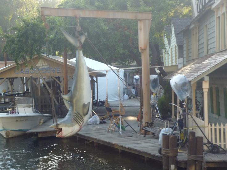 Universal Studios, histoire de paniquer un peu, USA