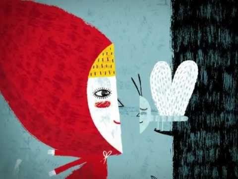 Trailer Caperucita Roja  Illustrations by Paloma Valdivia  Animation by Catalina Carrasco  Music by Bernarda Castillo