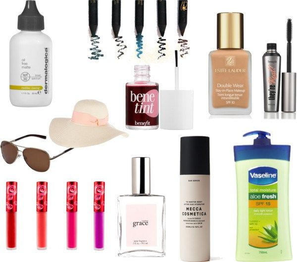 Summer Beauty Essentials | ErosWrites.com
