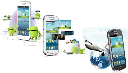 Nuevo celular Samsung Galaxy Win es oficialmente anunciado en China y teniendo dos versiones de este celular para diferentes operadores. Igualmente, el Galaxy Trend 2 y su variación Galaxy Trend Duos 2 se unen a la familia Samsung Galaxy. http://gabatek.com/2013/04/04/tecnologia/samsung-galaxy-win-galaxy-trend-2-galaxy-trend-duos-2-nuevos-celulares-samsung/: Trends Duo