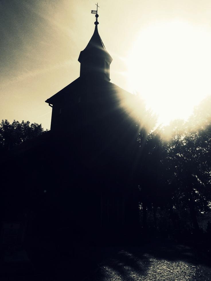 Szembruk Village, The Church