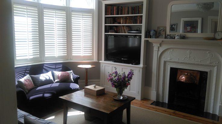 edwardian sitting room
