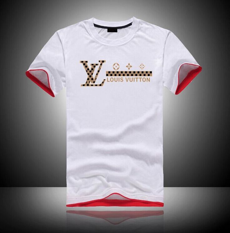 Louis Vuitton men T-shirts-LV18308