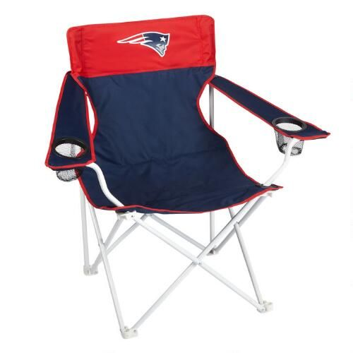 One of my favorite discoveries at ChristmasTreeShops.com: NFL New England Patriots Big Boy Chair