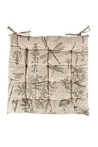 MONARCH BOTANICAL 50X50CM CHAIR PAD